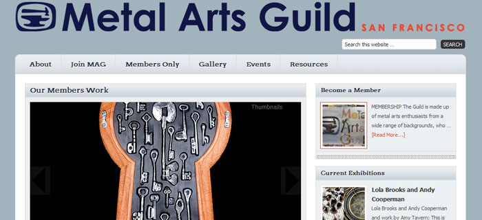 The Metal Arts Guild of The Bay Are