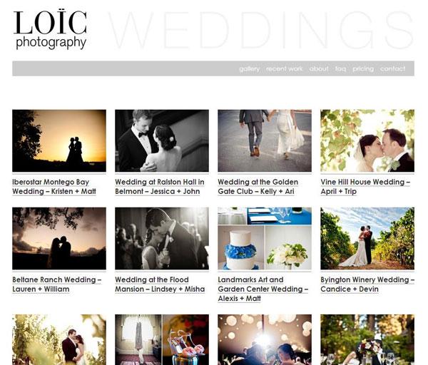 On Loic Nicoloas' professional photography site.