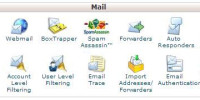 In cPanel, find the Mail section. Then see MX Records.
