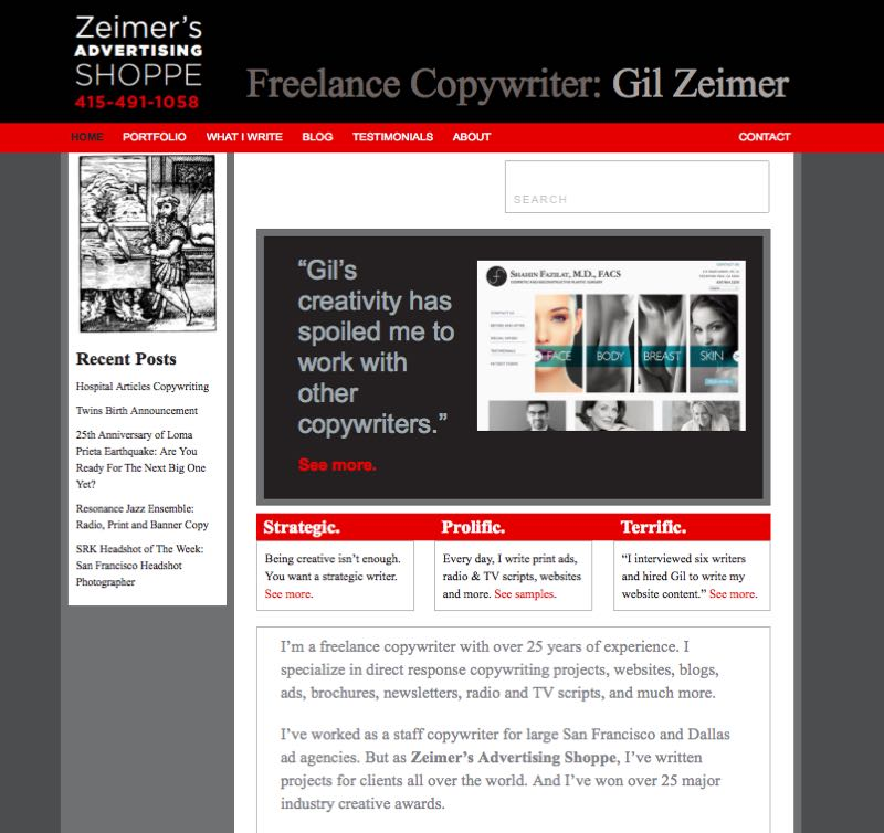 Zeimer's Advertising Shoppe upgrades to WOO Themes Canvas