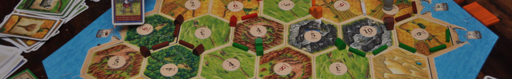 You want complicated? I can get your complicated. [The Settlers of Catan]