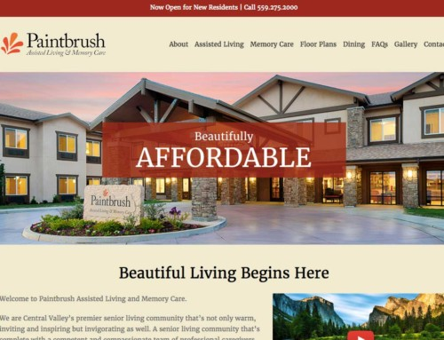 Senior Living Community Chooses Avada for new WordPress Theme