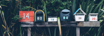 What does a Post Office and a Domain Registrar have in common?