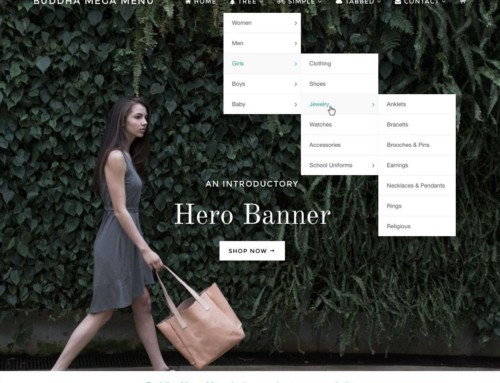 These are the must-have design elements to look for in your next eCommerce theme.