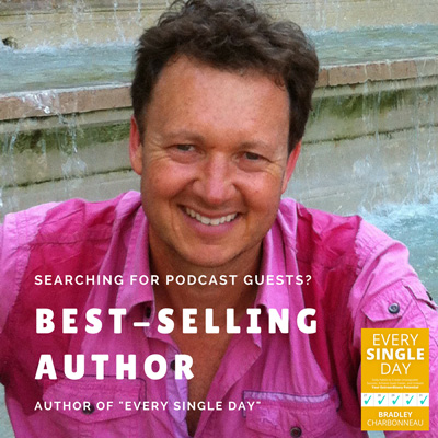 Interview Guest Directory: Bradley Charbonneau: Author of Self-help, Children's, & Paranormal Books