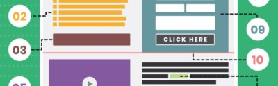 How To Build an Optimized Landing Page (Beginner's Guide) - Infographic