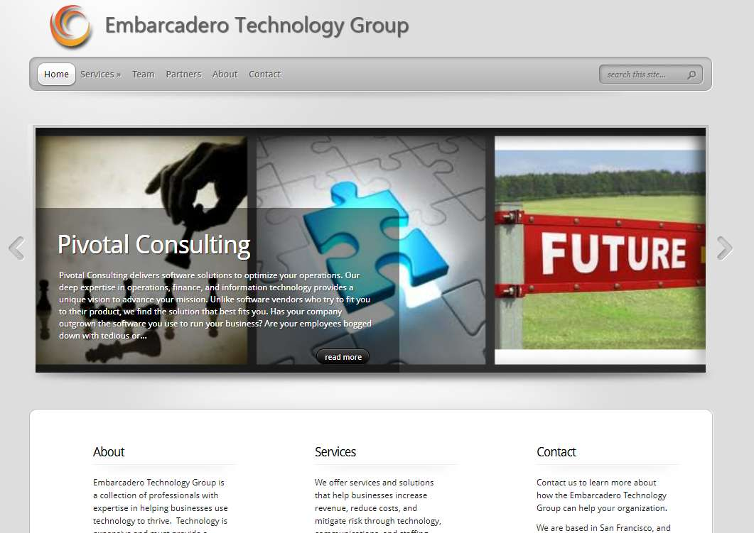 Embarcadero Technology Group