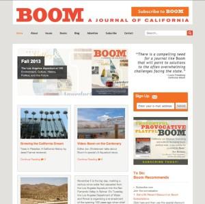 Slider, magazine layout, sidebar. Same same but different!