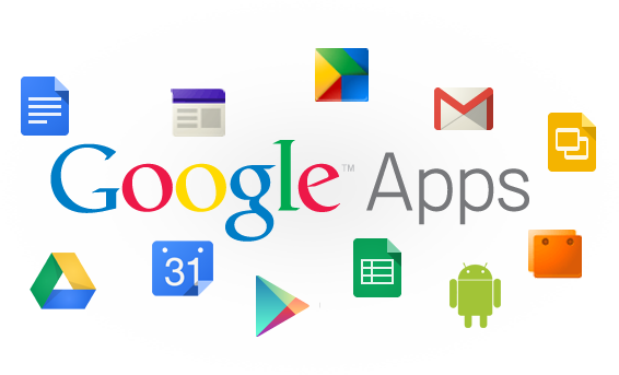 Google Apps for Work for you @ yourdomain.com for email, calendar, cloud drive, document collaboration and more.